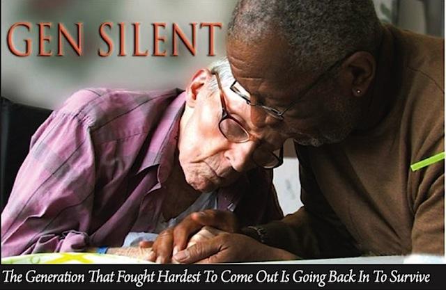 """LGBT Seniors Celebrated in Documentary Film """"Gen Silent"""""""